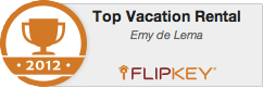 Flipkey top vacation rental 2012